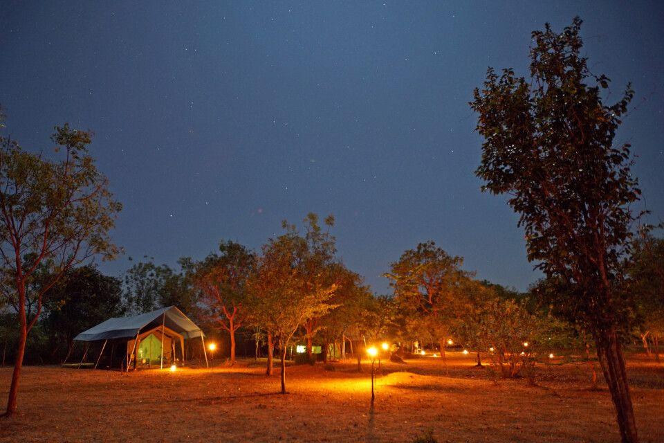 Big Game Camp - Unterkunft