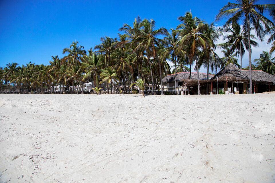 The Coconut Beach Lodge