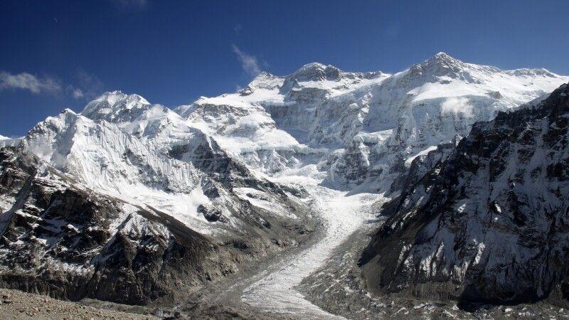 Kanchenjunga (8586 m) © Diamir