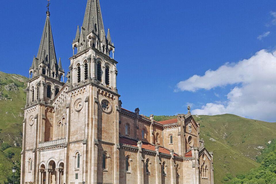 Covadonga – nationales Heiligtum