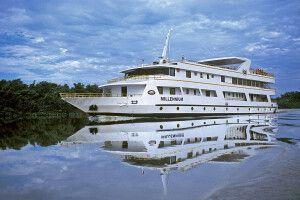 Yacht Millennium
