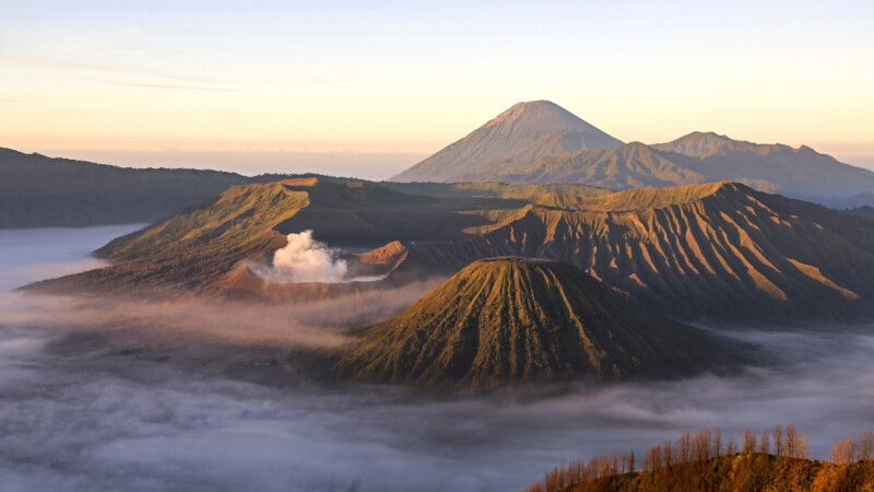 Morgens am Bromo © Diamir