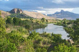 Andirngitra Massif, Zentral Madagaskar