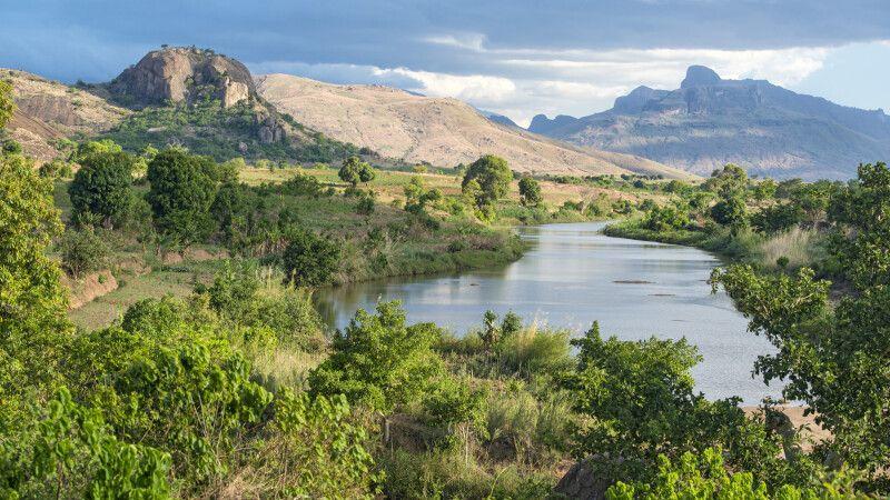 Andirngitra Massif, Zentral Madagaskar © Diamir