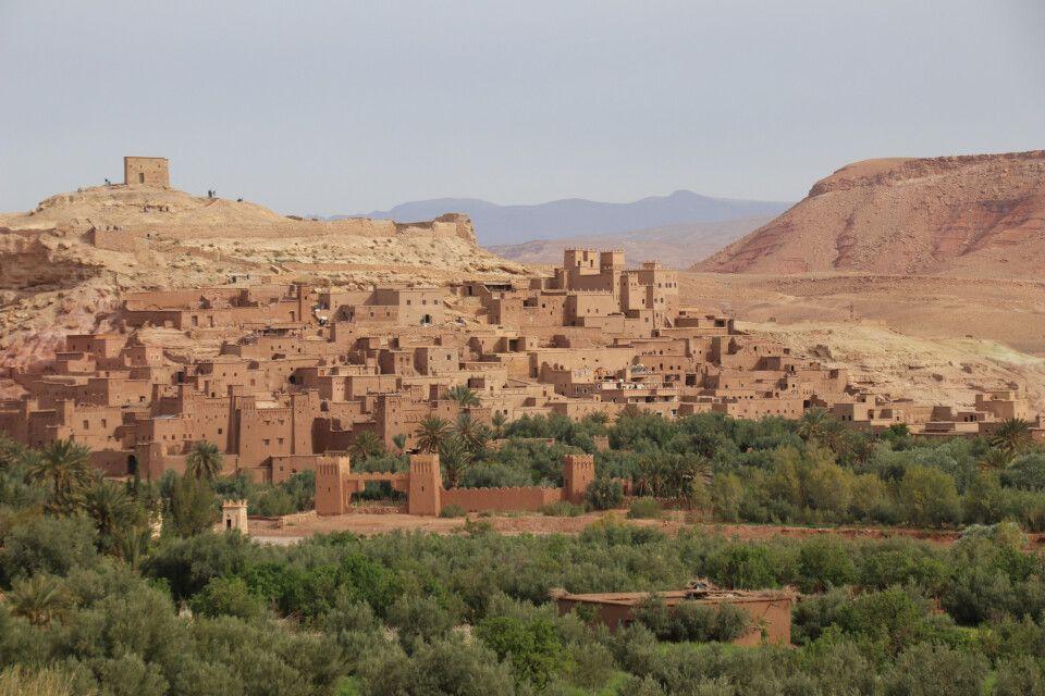 UNESCO-Weltkulturerbe Ait Ben Haddou