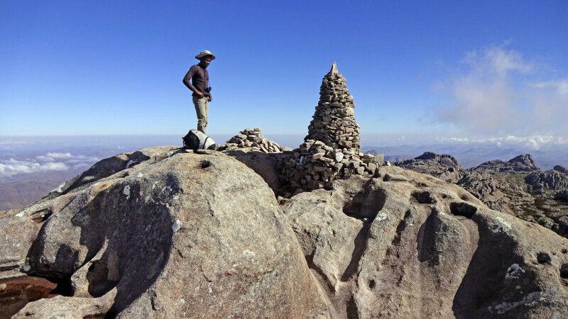 Bergspitze des Pic Boby im Andringitra Nationalpark © Diamir