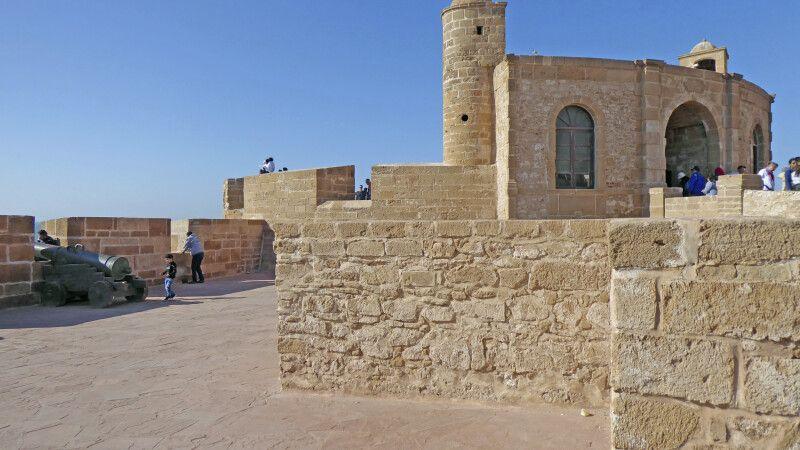 Skala de la Kasbah in Essaouira © Diamir