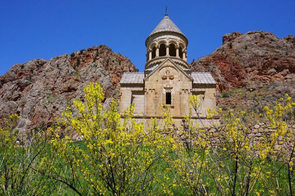 Kirche der Klosteranlage Noravank