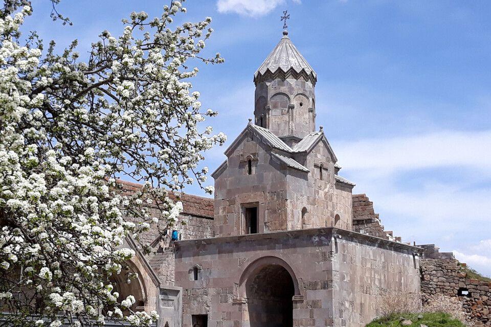 Besuch der Klosteranlage Tatev