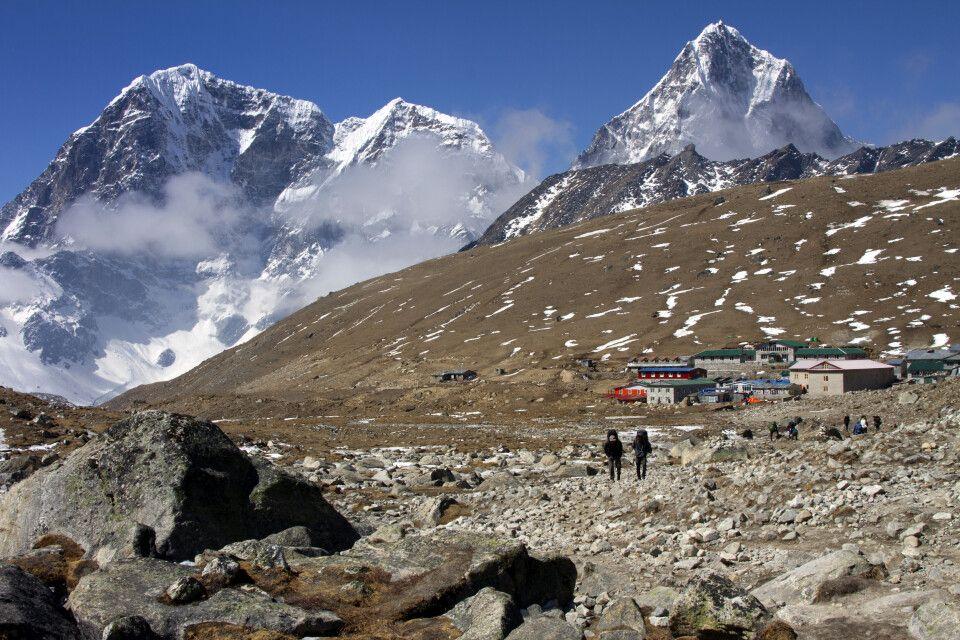 Trekking nach Lobuche (4910m)