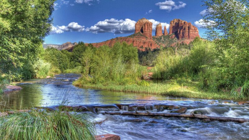 Red Rock Crossing bei Sedona, Arizona © Diamir