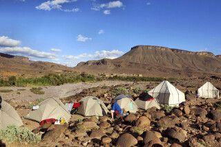 Der Tifdassine im Saghro Gebirge