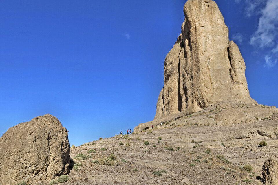 Gipfel des Bab n'Ali im Saghro Gebirge