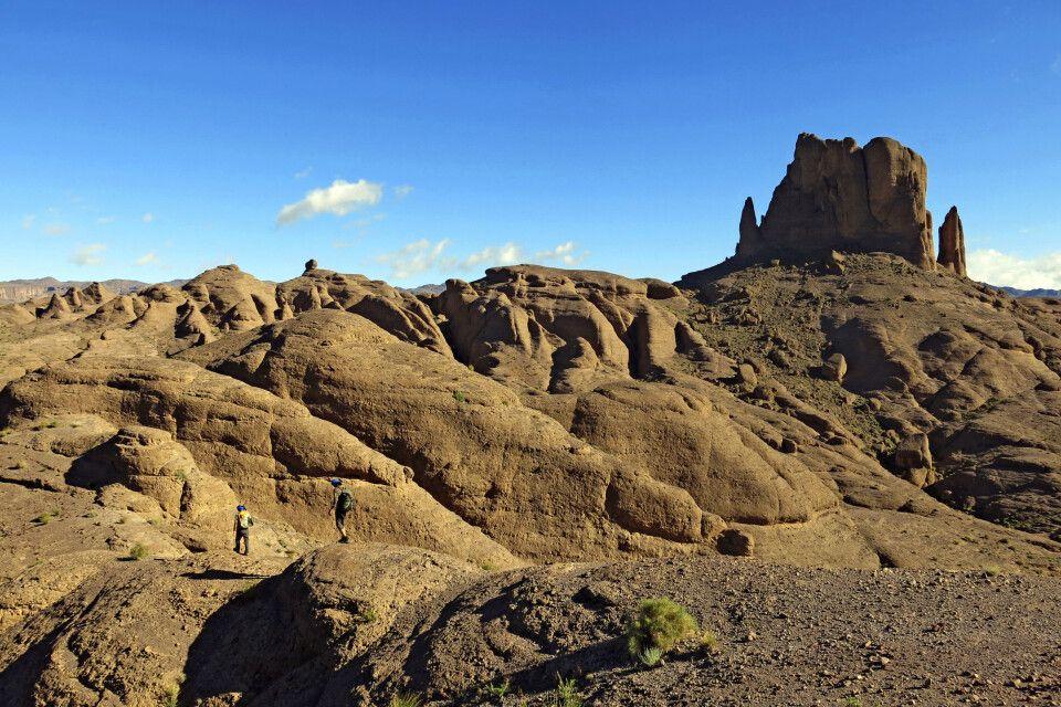 Tiblah im Saghro Gebirge