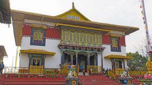 Kloster Pemayangtse in Sikkim
