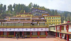 Kloster Rumtek in Sikkim