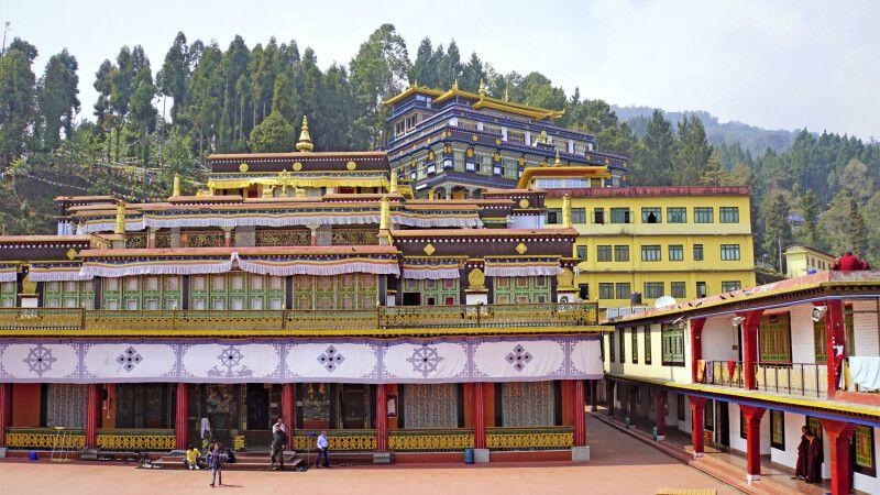 Kloster Rumtek in Sikkim © Diamir