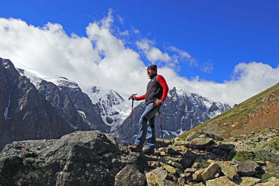 Bergwelt Altai