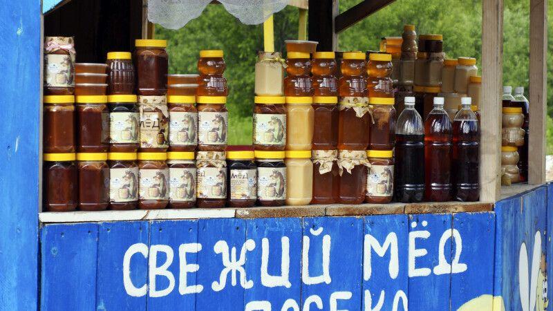 Schmackhafter Honig überall © Diamir
