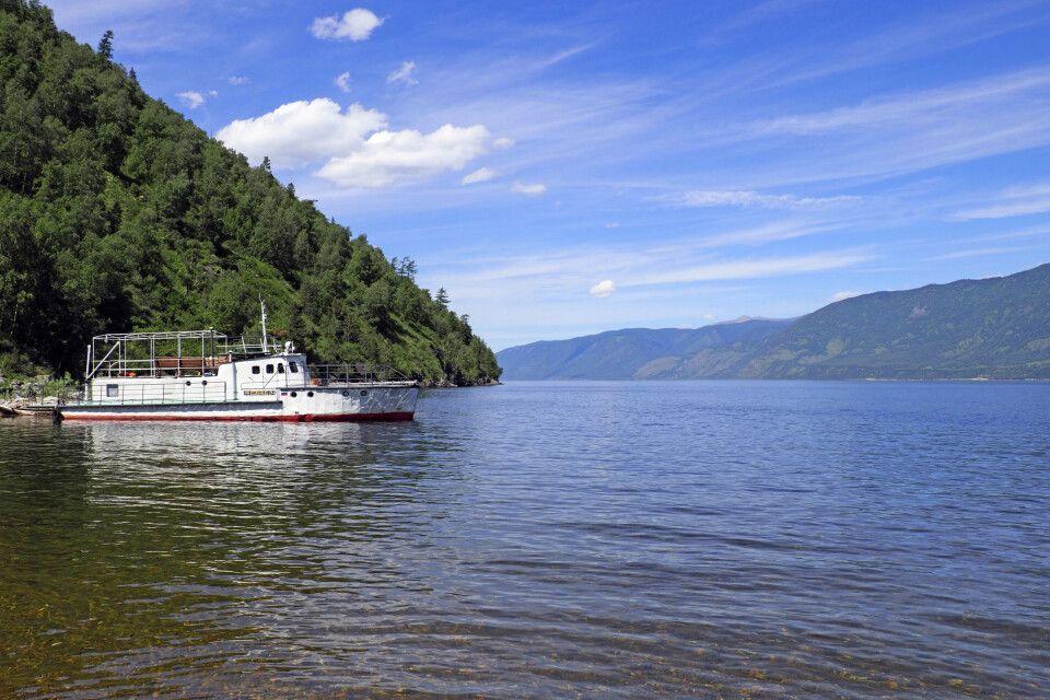 Der Teletskoje-See