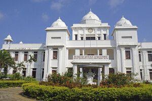 Bibliothek in Jaffna