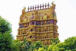 Nallur Kandaswamy Tempel in Jaffna