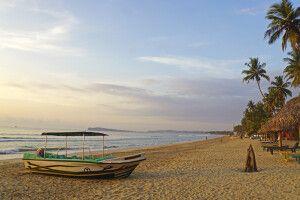 Strand in Trincomalee an der Ostküste