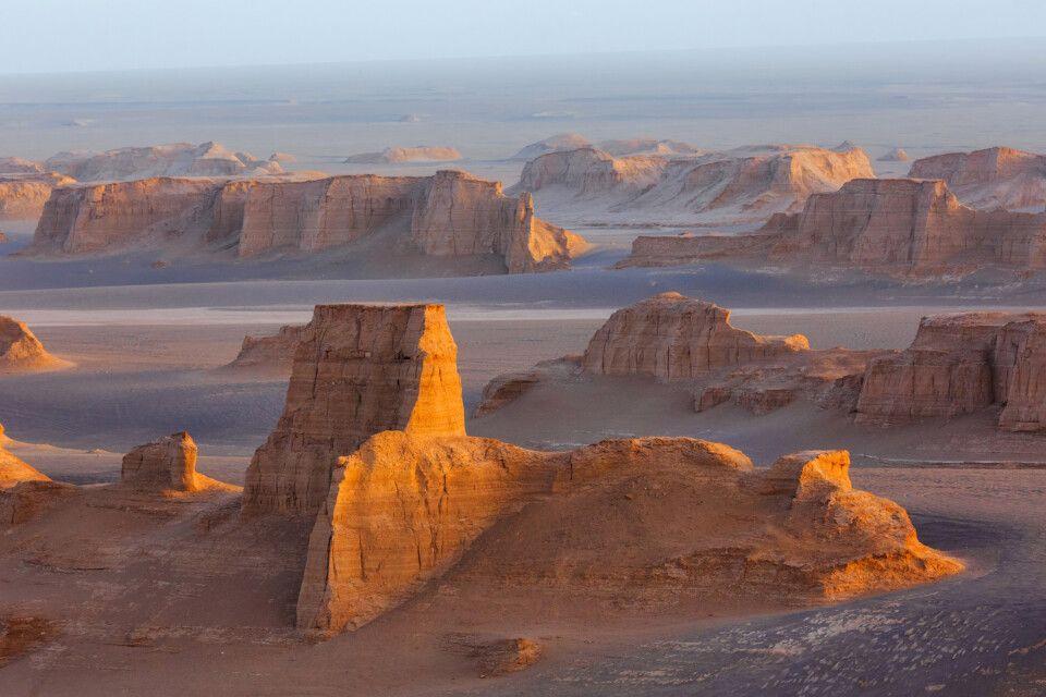 Kaluts in der Wüste