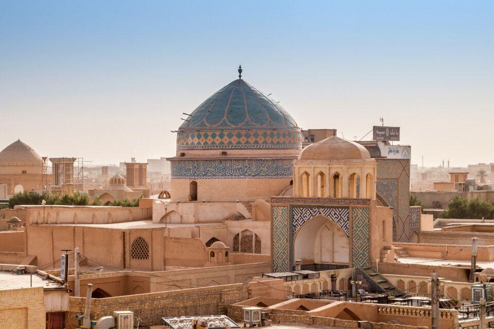 Wüstenstadt Yazd