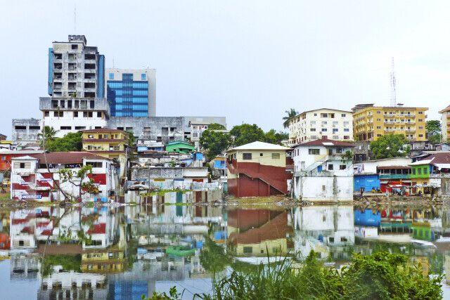 Monrovia auf Providence Island