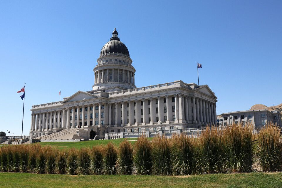 Salt Lake City - Capitol
