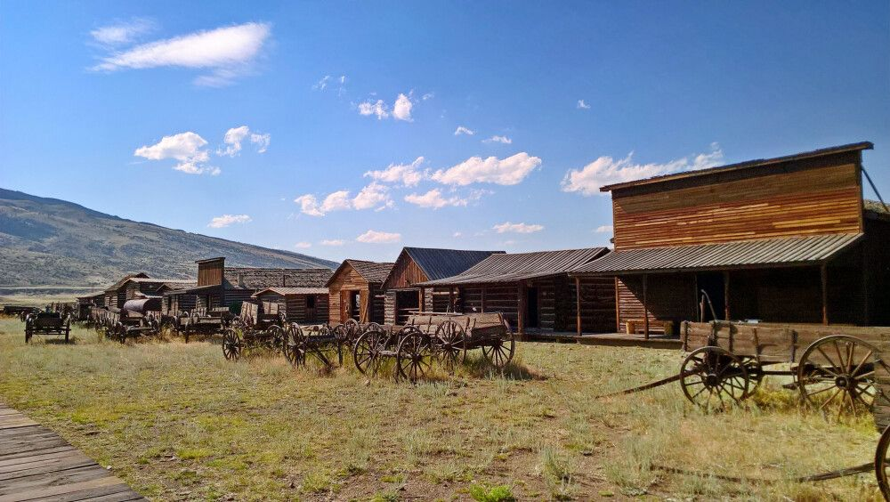 Cody – Westerndorfmuseum – Old Trail Town