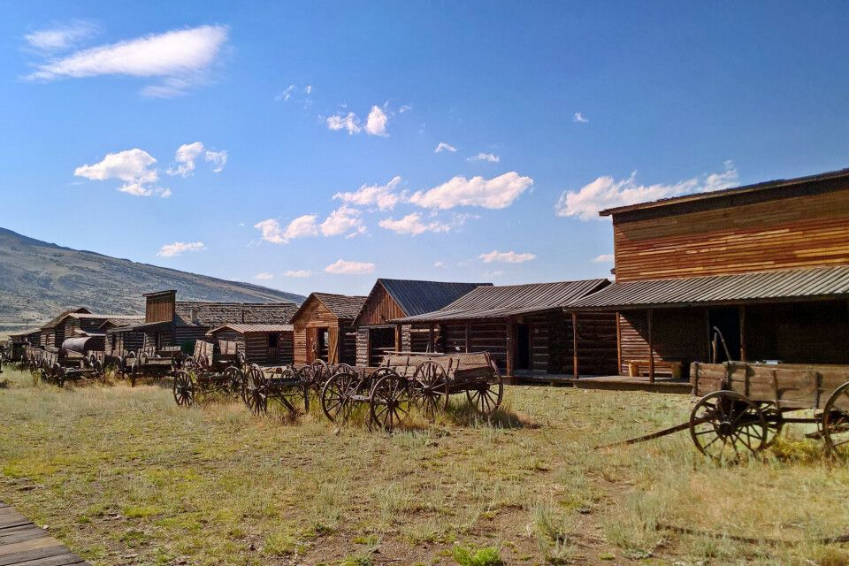 Cody - Westerndorfmuseum - Old Trail Town