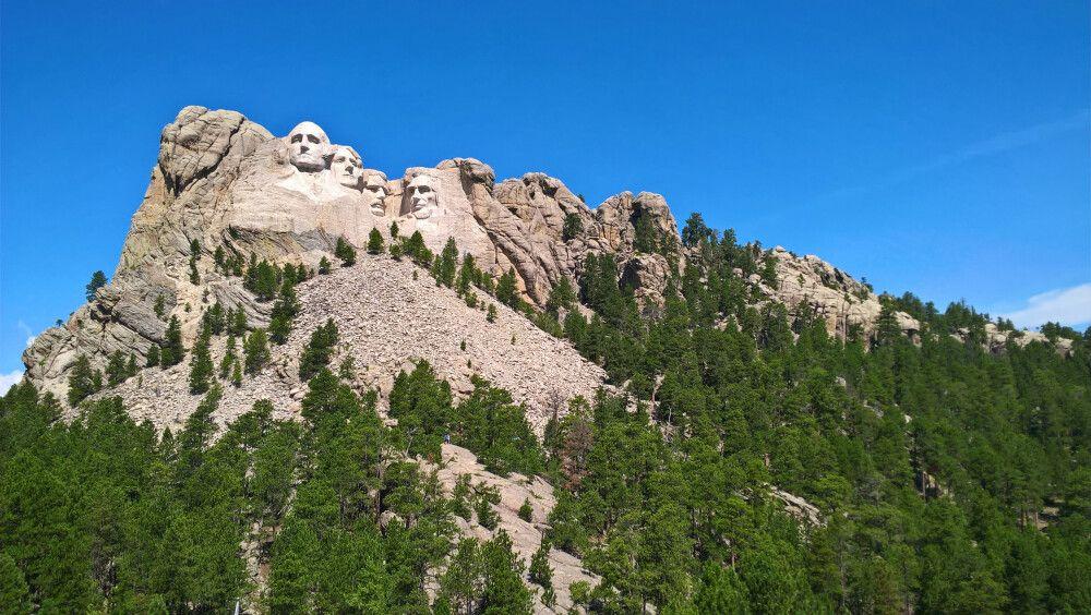 Von Deadwood durch die Black Hills nach Wall – Mount Rushmore