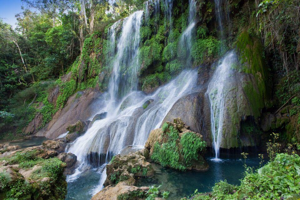 Soroa Wasserfall, Pinar del Rio
