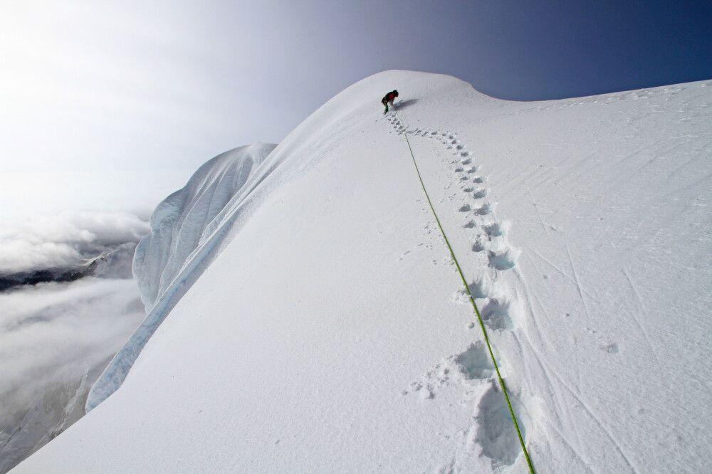 Nevado Copa (6188m), Cordillera Blanca