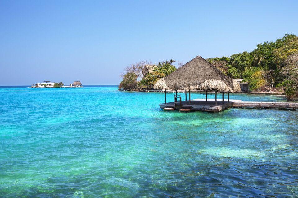Islas de Rosario, Cartagena de Indias
