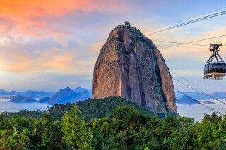 Seilbahn auf den Zuckerhut in Rio de Janeiro