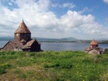 Sewan-Halbinsel mit Sewanawank-Kloster