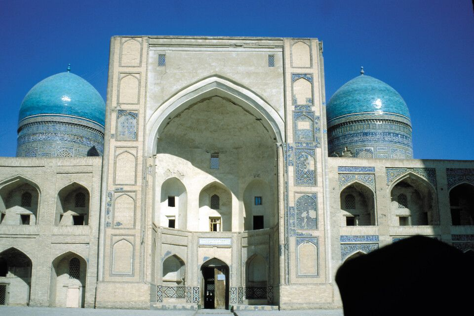 Medrese Miri Arab in Buchara