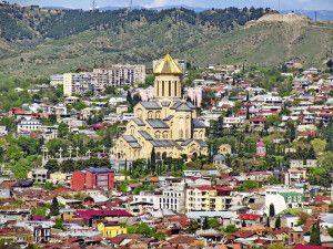 Sameba-Kathedrale von Tiflis