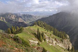Traumlandschaften in Kirgistan