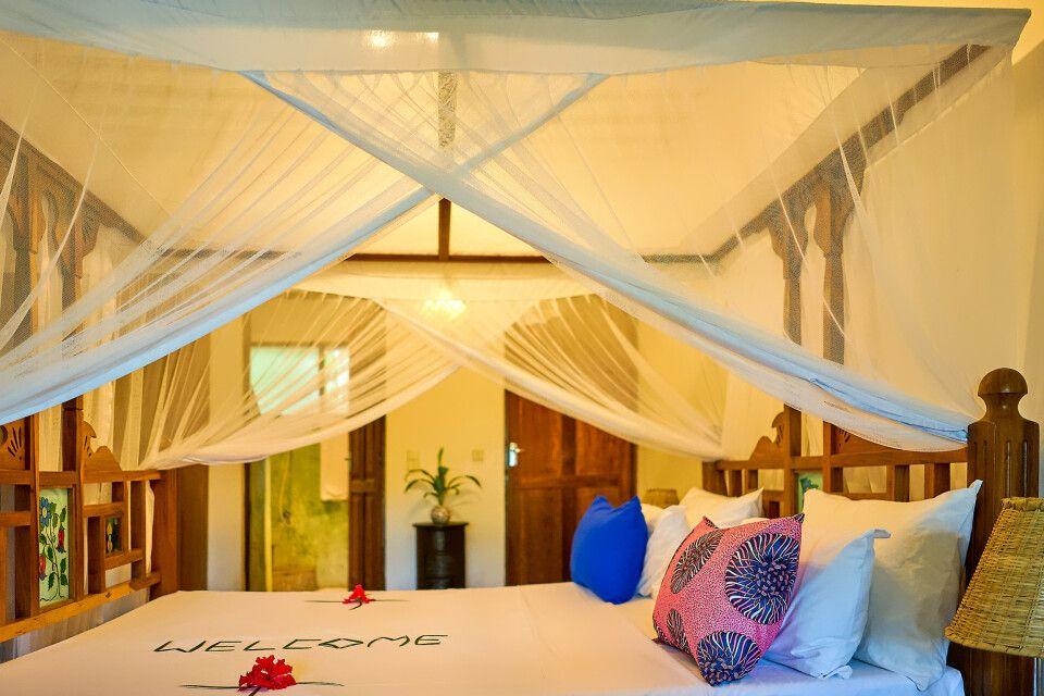 Zimmer im Spice Island Resort