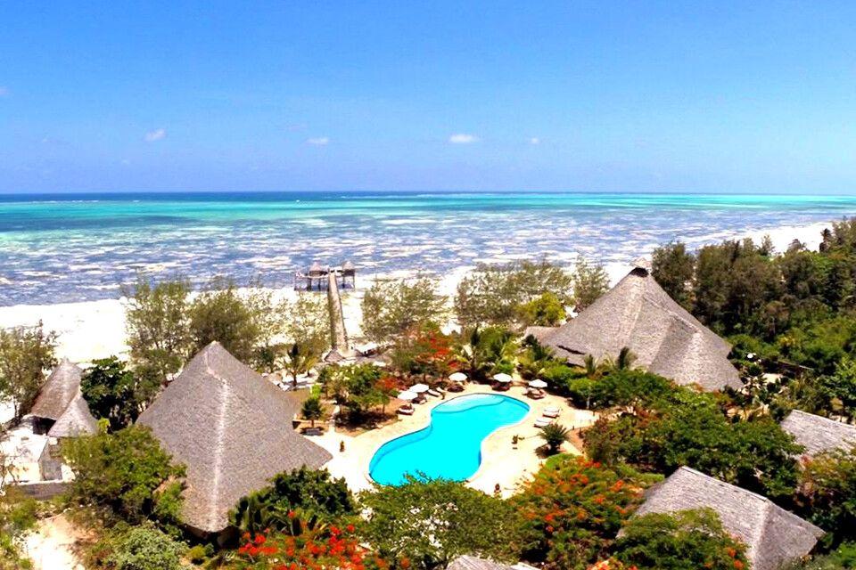 Spice Island Resort von oben