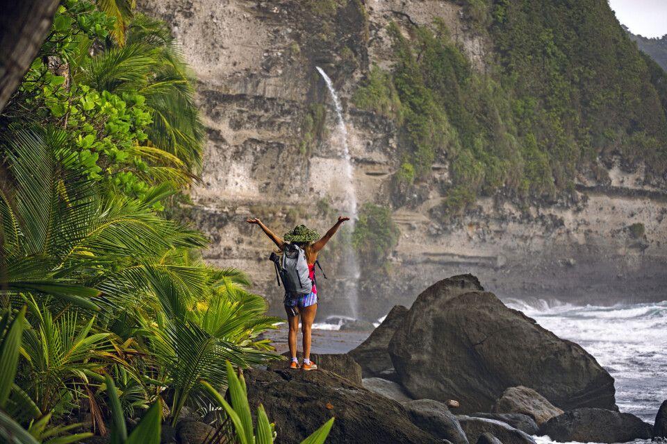Aktiv in Dominica unterwegs sein