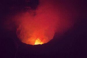 Lavaschlot des Vulkan Masaya