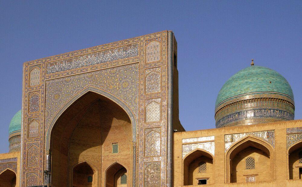 Samarkand Registan Koranschule