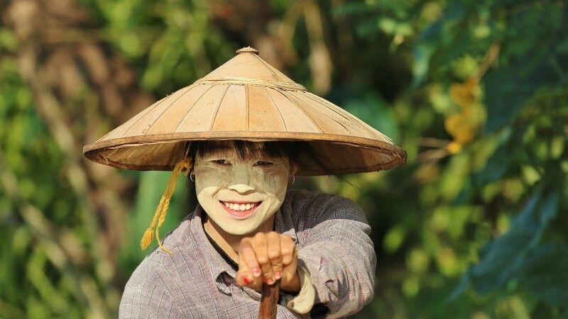 Burmesisches Portait © Diamir