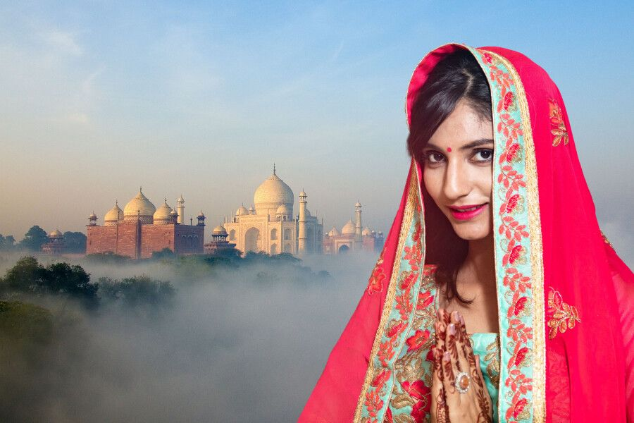 Zeitverschiebung Indien