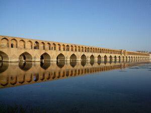 33-Bogen-Brücke Si-o-se Pol